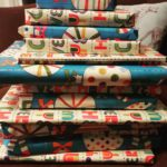 Wrapped Christmas Books to open one each night  Needhellip