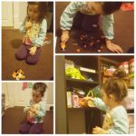 She is loving Legos! We built at Easton last monthhellip